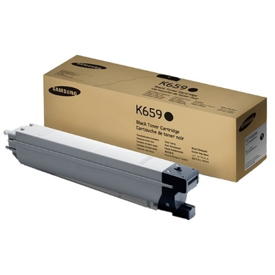 Genuine Samsung CLT-K659S Black Toner Cartridge