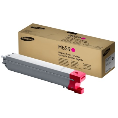 Genuine Samsung CLT-M659S Magenta Toner Cartridge