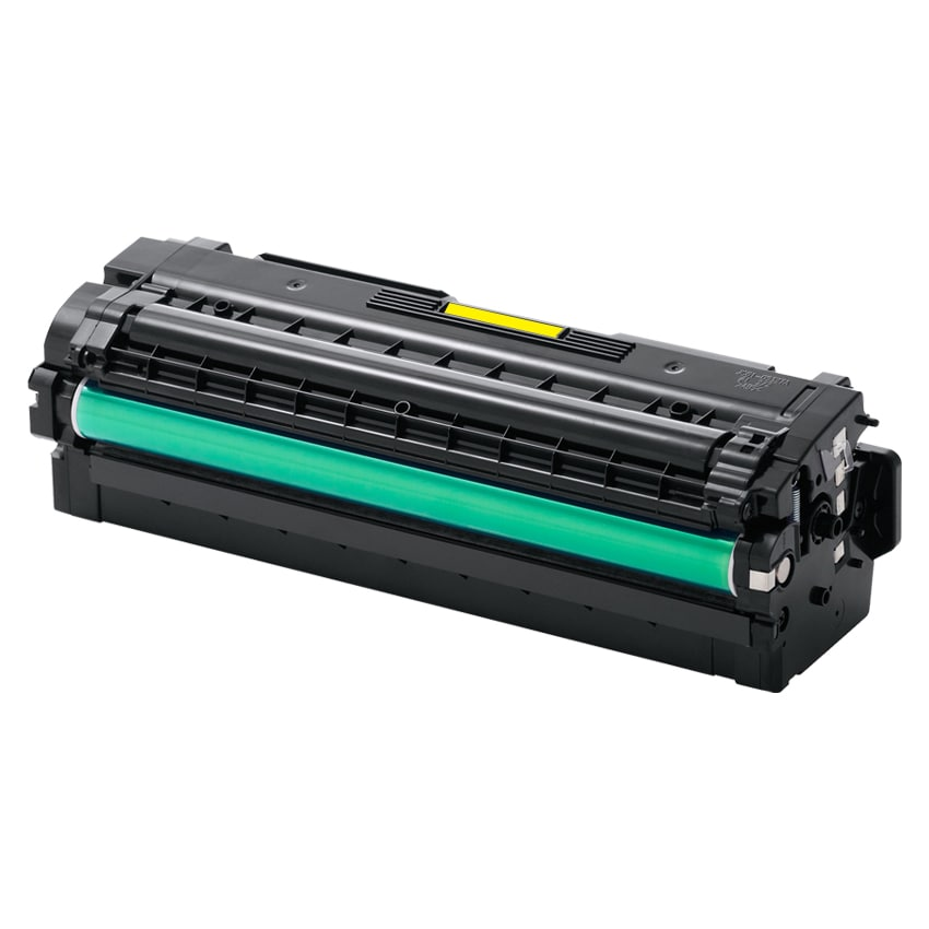 CLT-Y506L Toner Cartridge - Samsung Compatible (Yellow)