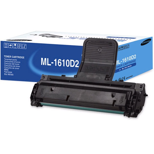 Genuine Samsung ML-1610D2 Black Toner Cartridge