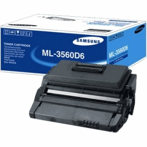 Genuine Samsung ML-3560D6 Black Toner Cartridge