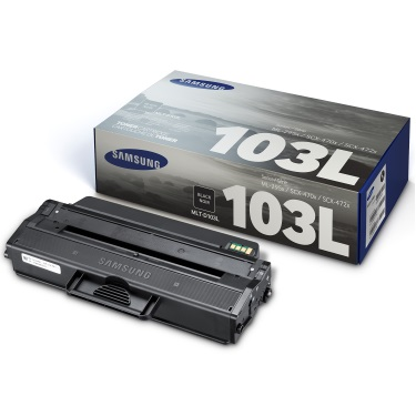 MLT-D103L Toner Cartridge - Samsung Genuine OEM (Black)