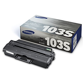 MLT-D103S Toner Cartridge - Samsung Genuine OEM (Black)