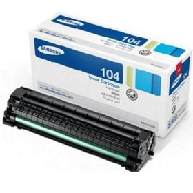 MLT-D104S Toner Cartridge - Samsung Genuine OEM (Black)