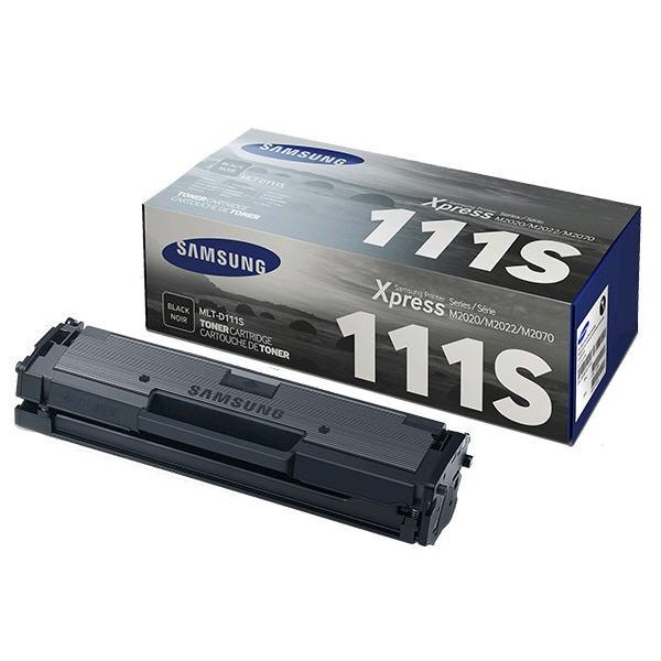 MLT-D111S Toner Cartridge - Samsung Genuine OEM (Black)