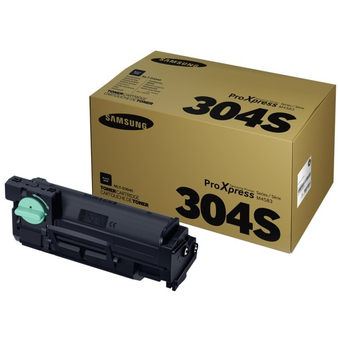 Genuine Samsung MLT-D304S Black Toner Cartridge