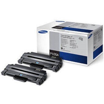 MLT-P105A Toner Cartridge - Samsung Genuine OEM (Multipack)