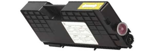 Genuine Savin 400981 Yellow Toner Cartridge