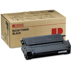 Genuine Savin 412672 Black Toner Cartridge