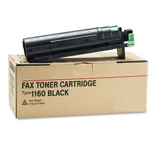 Genuine Savin 430347 Black Toner Cartridge
