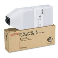 Genuine Savin 885372 Black Toner Cartridge