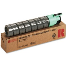Genuine Savin 888604 Black Toner Cartridge