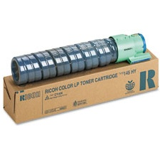 Genuine Savin 888607 Cyan Toner Cartridge