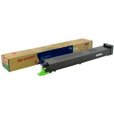 MX-23NTCA Toner Cartridge - Sharp Genuine OEM (Cyan)