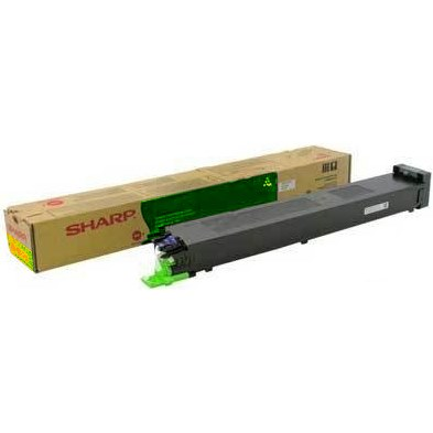 MX-23NTYA Toner Cartridge - Sharp Genuine OEM (Yellow)