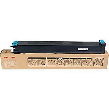 MX-31NTCA Toner Cartridge - Sharp Genuine OEM (Cyan)