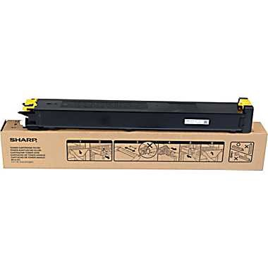 MX-31NTYA Toner Cartridge - Sharp Genuine OEM (Yellow)