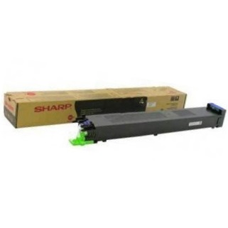 MX-51NTCA Toner Cartridge - Sharp Genuine OEM (Cyan)