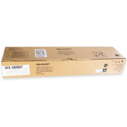 Genuine Sharp MX-560NT Black Toner Cartridge