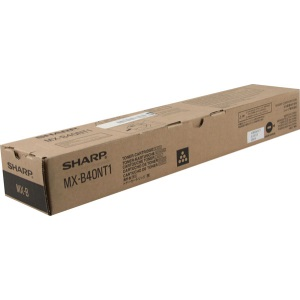 Genuine Sharp MX-B40NT1 Black Toner Cartridge