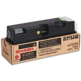 Genuine Sharp SF-830NT1 Black Toner Cartridge