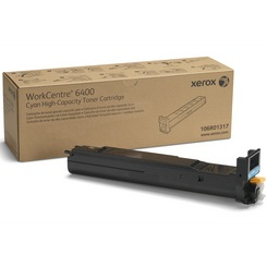 106R01317 Toner Cartridge - Xerox Genuine OEM (Cyan)