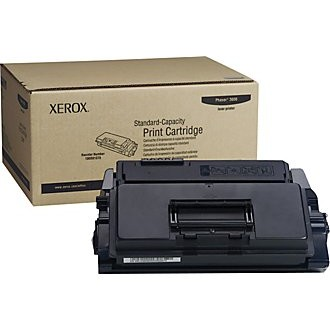 Genuine Xerox 106R01370 Black Toner Cartridge