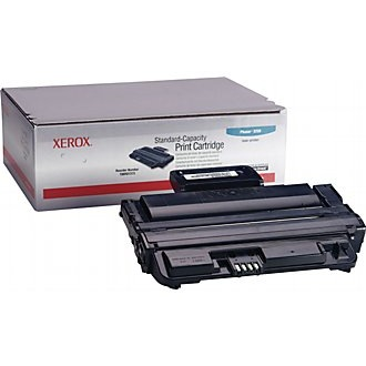 Genuine Xerox 106R01373 Black Toner Cartridge