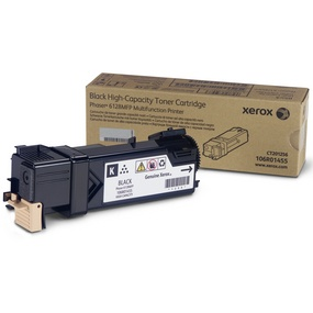 Genuine Xerox 106R01455 Black Toner Cartridge