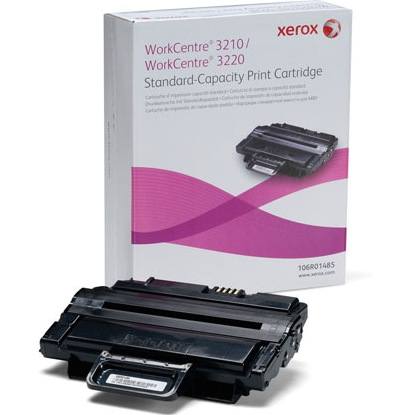 Genuine Xerox 106R01485 Black Toner Cartridge