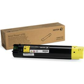 106R01505 Toner Cartridge - Xerox Genuine OEM (Yellow)