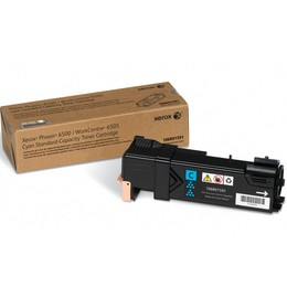 106R01591 Toner Cartridge - Xerox Genuine OEM (Cyan)