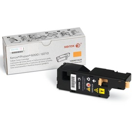 106R01629 Toner Cartridge - Xerox Genuine OEM (Yellow)