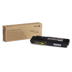Genuine Xerox 106R02746 Yellow Toner Cartridge