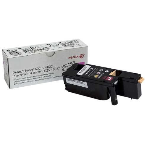 106R02757 Toner Cartridge - Xerox Genuine OEM (Magenta)