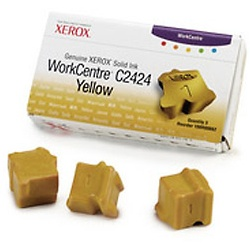Genuine Xerox 108R00662 Yellow Solid Ink Sticks