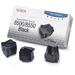 108R00668 Solid Ink Sticks - Xerox Genuine OEM (Black)