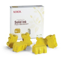 Genuine Xerox 108R00748 Yellow Solid Ink Sticks