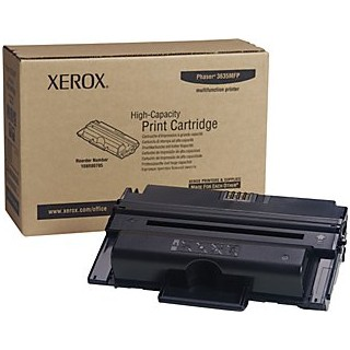 Genuine Xerox 108R00795 Black Toner Cartridge
