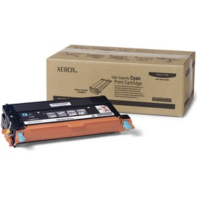 Genuine Xerox 113R00723 Cyan Toner Cartridge