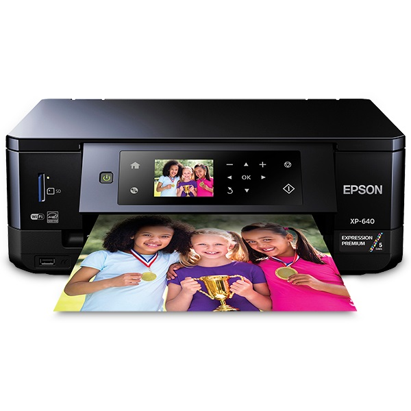 Epson XP-640 Ink, Expression Premium XP-640 Ink Cartridges