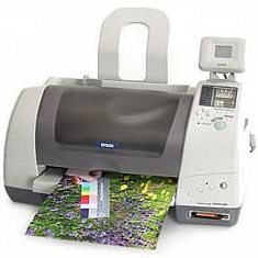 Epson Stylus Photo 895