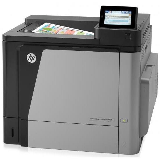 HP LaserJet Enterprise M855