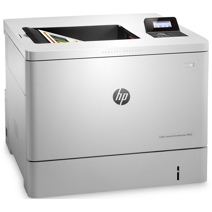 HP LaserJet Enterprise M553