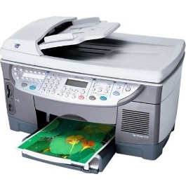 HP OfficeJet D145