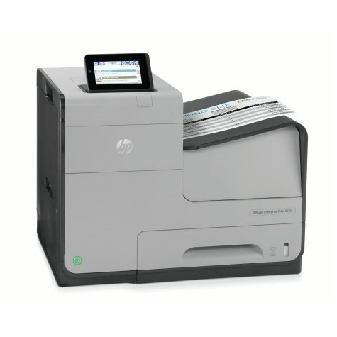 HP OfficeJet Enterprise X555