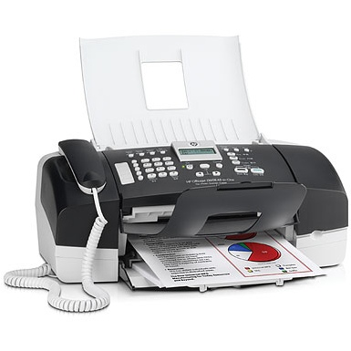 HP OfficeJet J3608