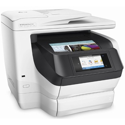 HP 8740 All-in-One Ink, OfficeJet Pro 8740 All-in-One Ink Cartridges