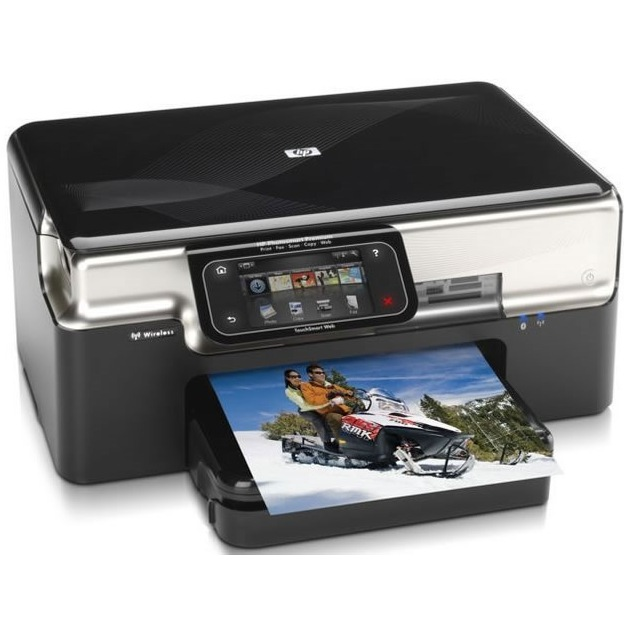 HP Photosmart Premium TouchSmart Web All-in-One