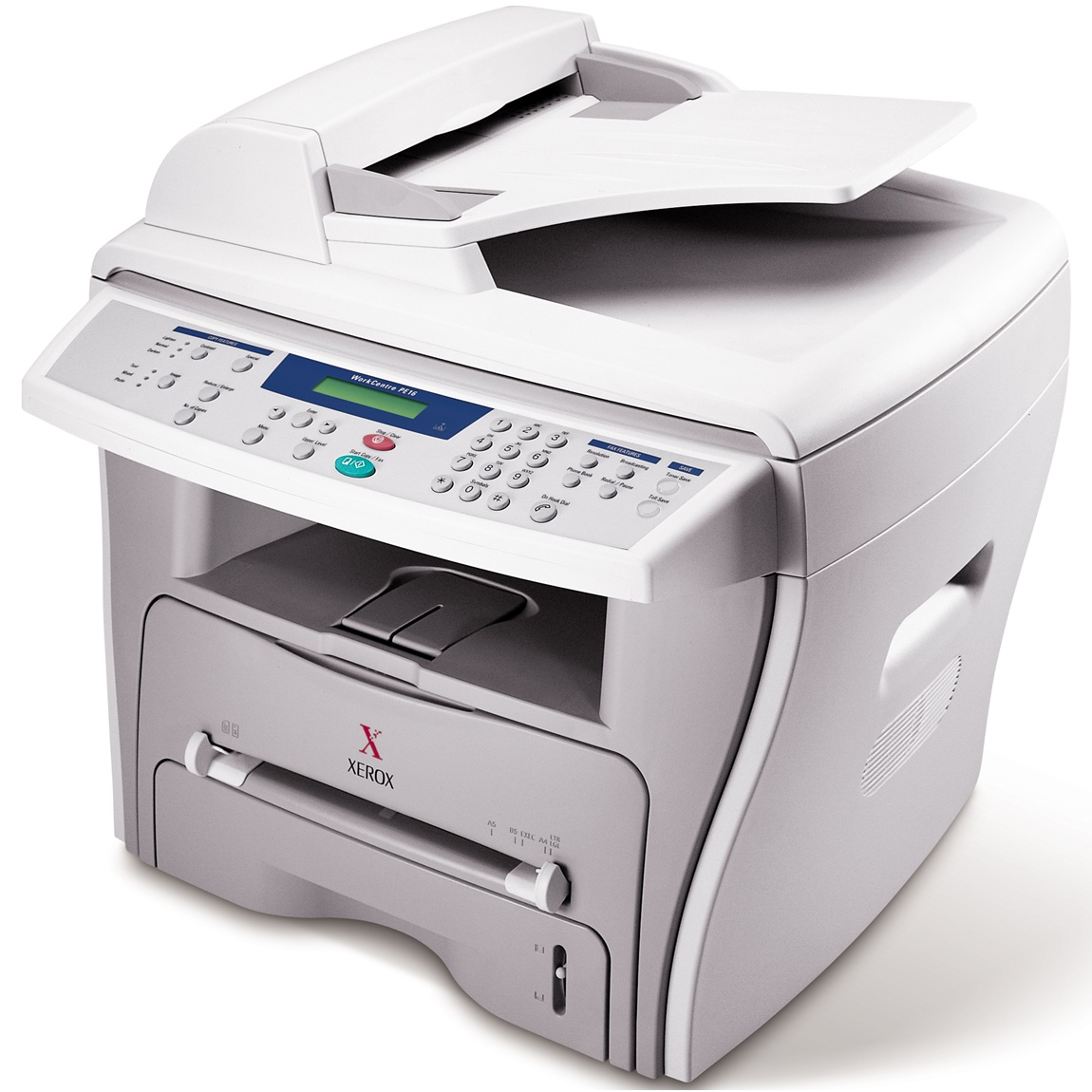 Xerox WorkCentre PE16